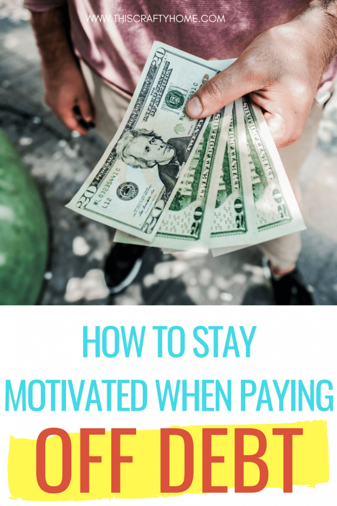 Trying to pay off debt and struggling for motivation? These tips will help you overcome the slumps in paying off debt whether you are trying to pay it off quickly, on one income, or just trying to pay off a little credit card debt.