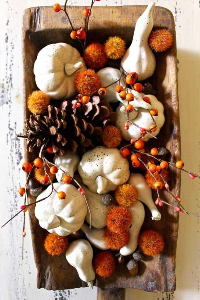 fall diy adult nuetral pumpkins