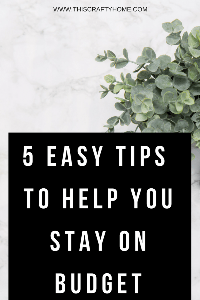 Tips for staying on budget! What we are learning as we try to pay off debt, stay motivated to keep a budget and work towards being debt free.