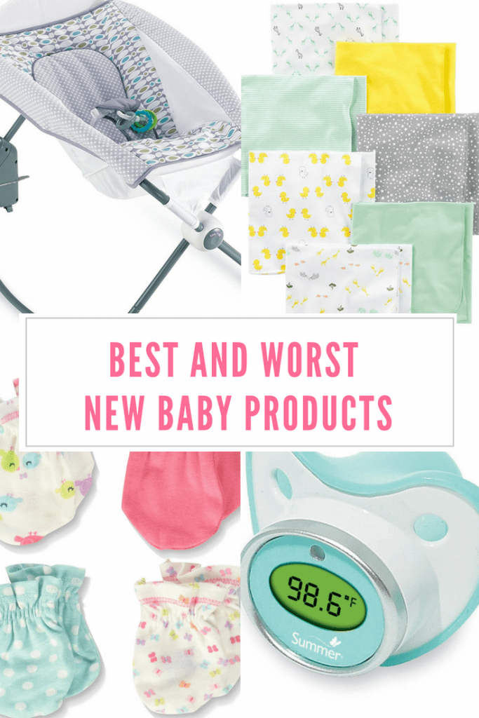 The best must haves for your new baby! These newborn products are good ideas for first time parents and veteran ones. Updated for 2018!