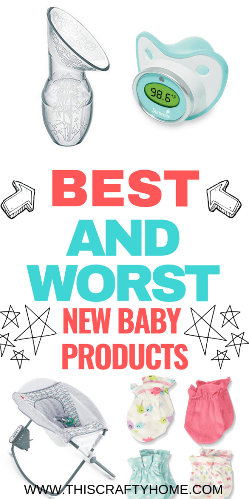 Must have baby products and the ones you can pass up. You won't believe what popular baby products are not worth the money.