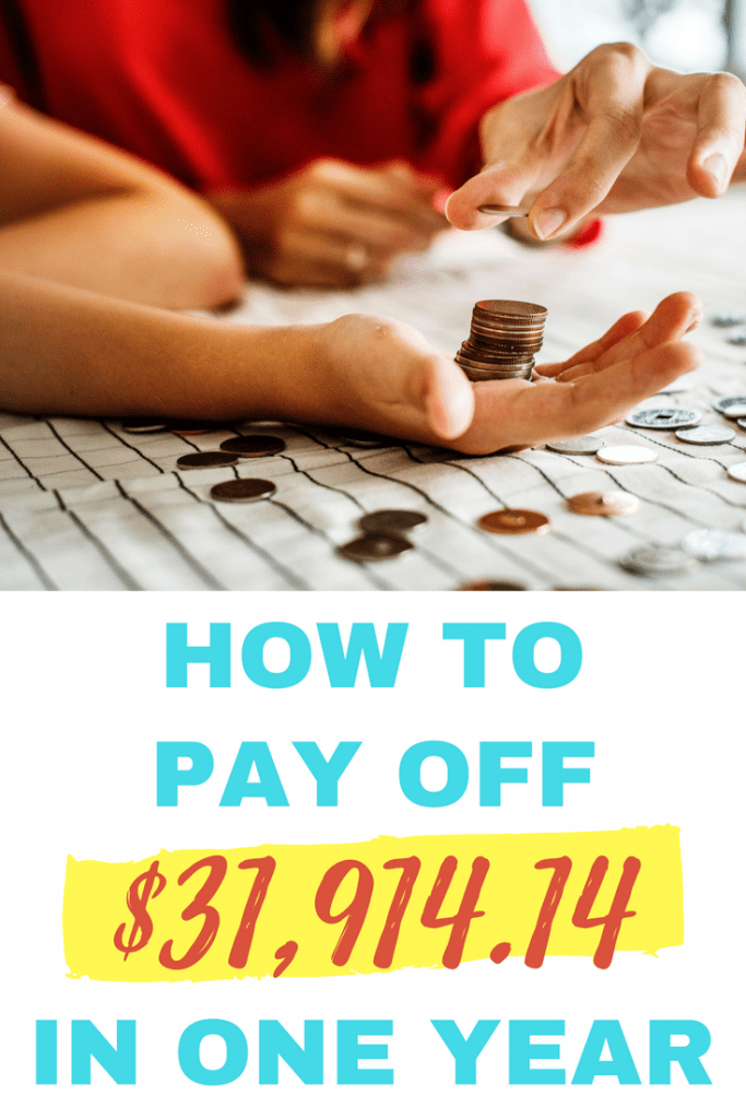 Pay off debt quickly! It doesn't have to be hard to pay off credit cards, student loans, and mortgage debt. Living debt free is possible! #debtfree #payoffdebt #frugal #frugalliving #money #budget #budgeting #debt #daveramsey
