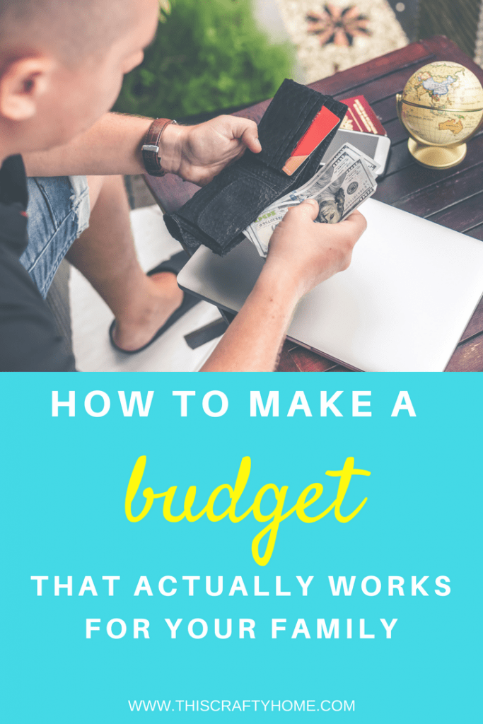 Budgeting for beginners has never been easier! Make a budget with this easy guide and start managing your money right.