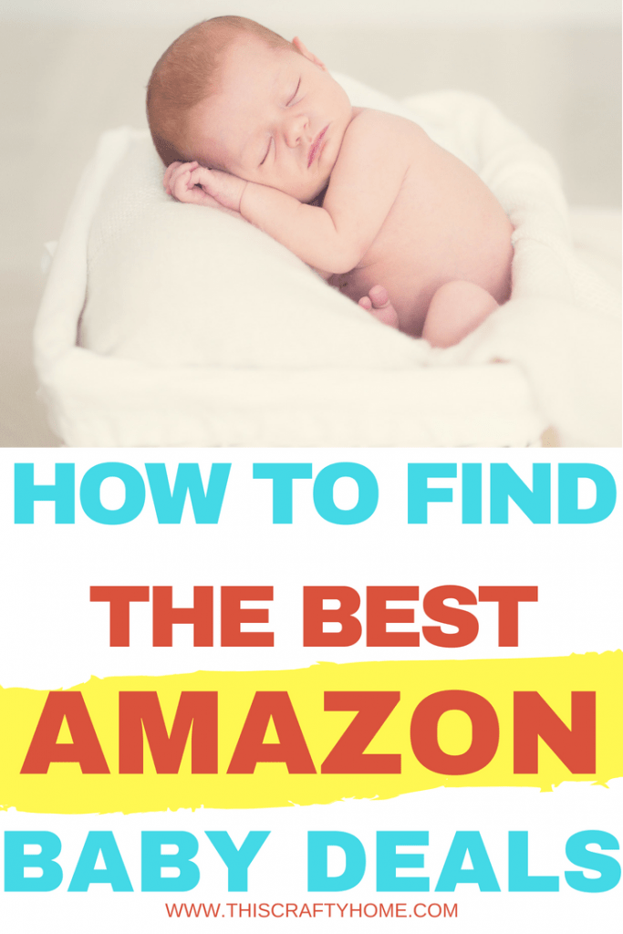 The best ways for families to save money on baby stuff on Amazon! Save money on baby products and learn all the best amazon tips for frugal living with baby.