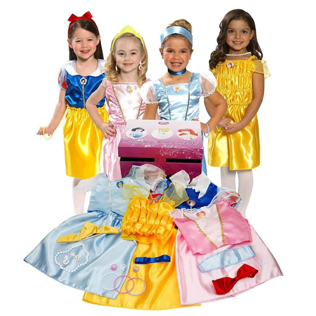 best gifts for toddler girls and boys dress up princess box