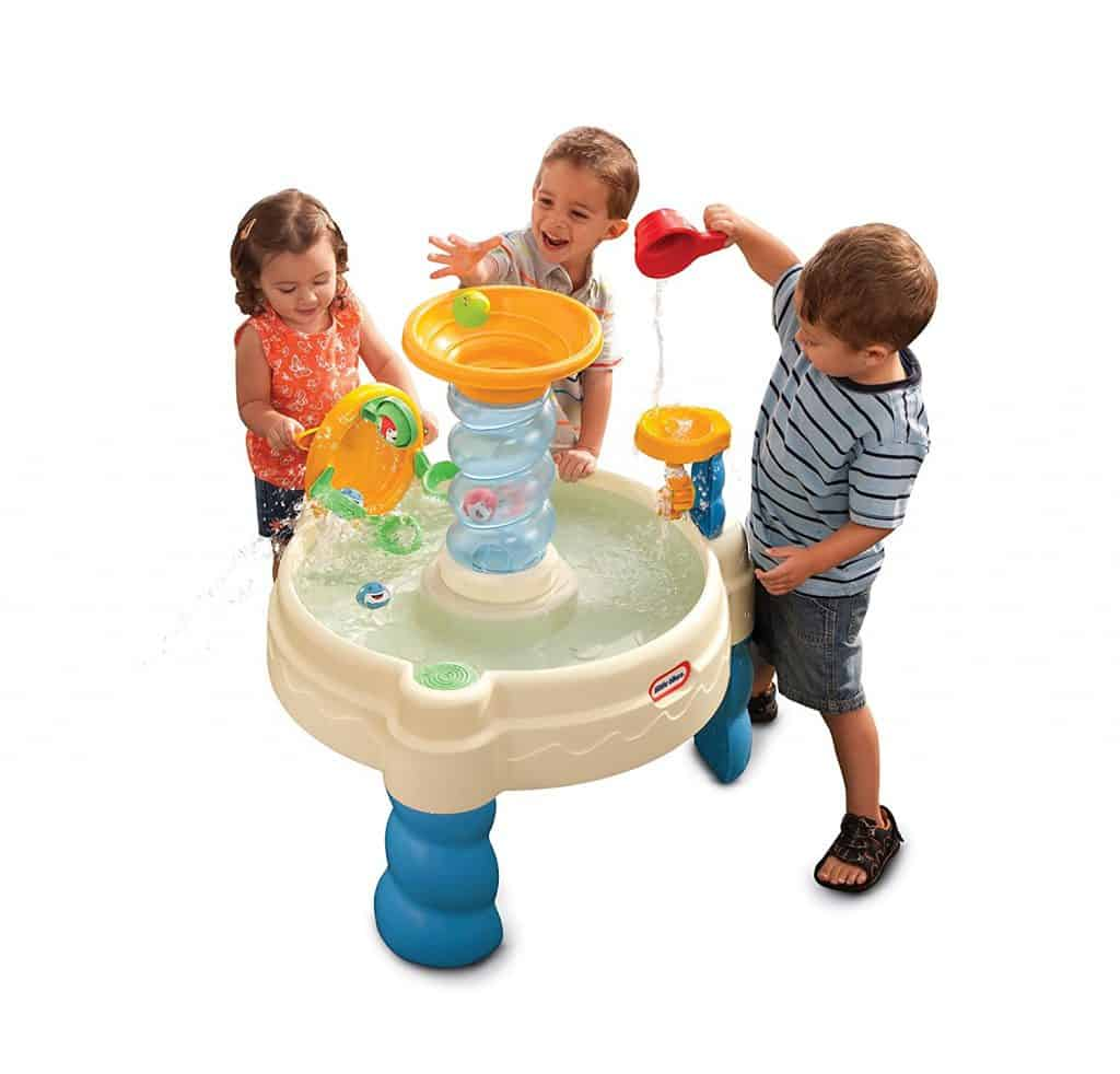 best gifts for toddler girls and boys water table