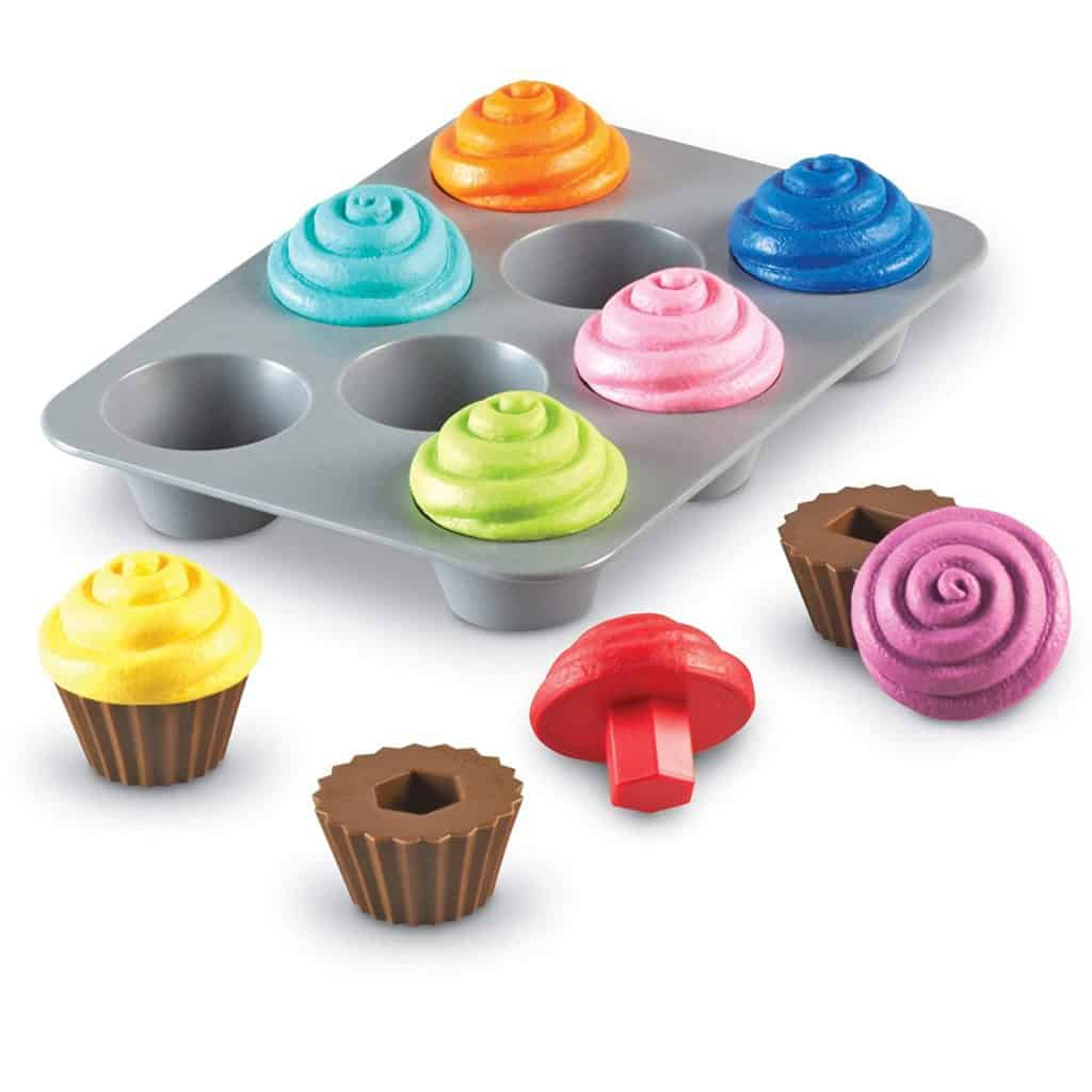 best gifts for toddler girls and boys cupcakes