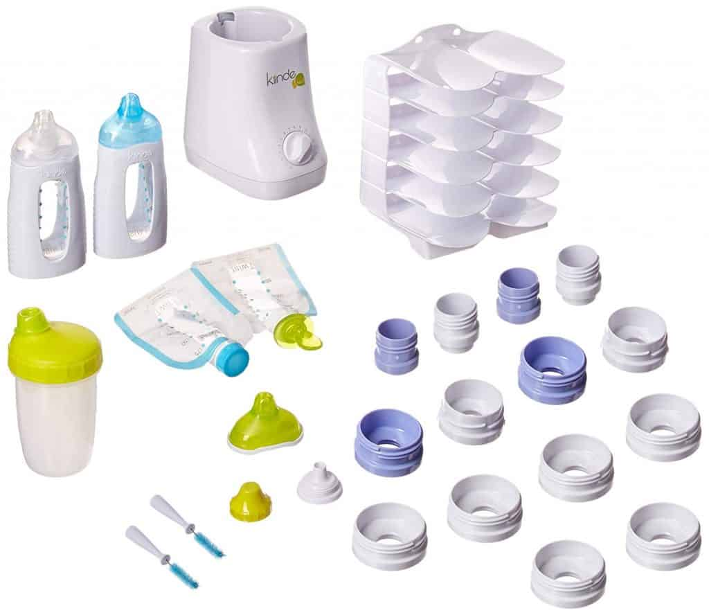 awesome breast pumping accessory, the kiinde breast pumping gift set