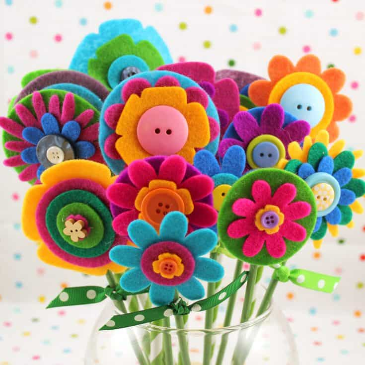 80 Mothers Day Crafts For Kids 2019