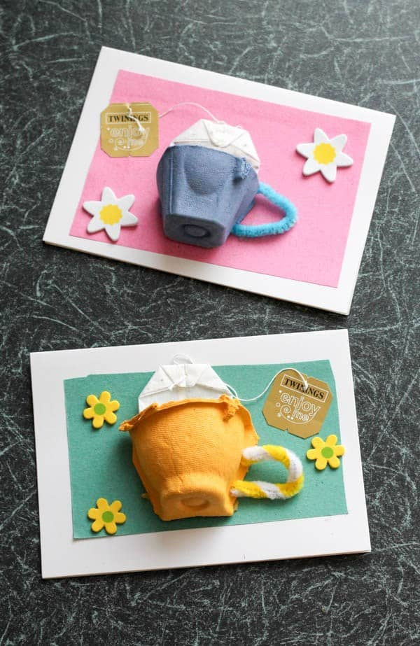 Drink It All In with Twinings and Tea Cup Cards