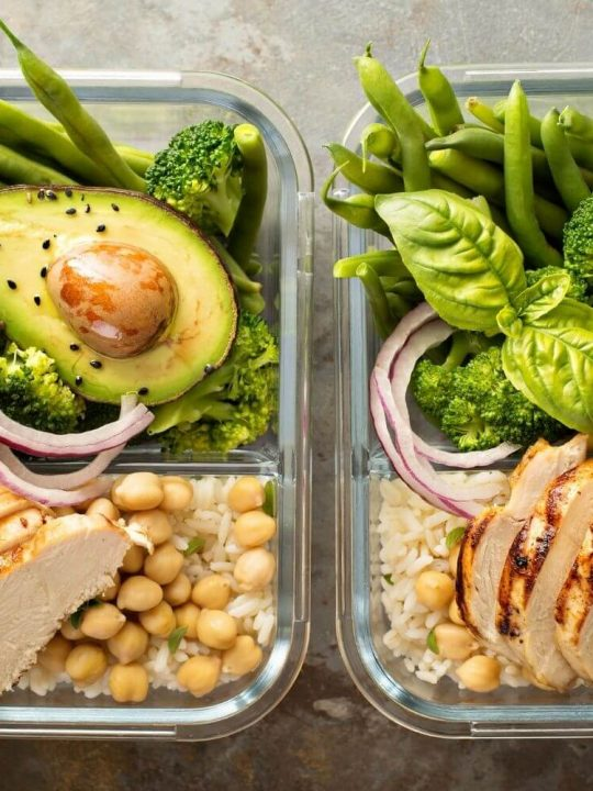 speed up meal prep