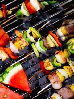 grilling tips - grilling fruit